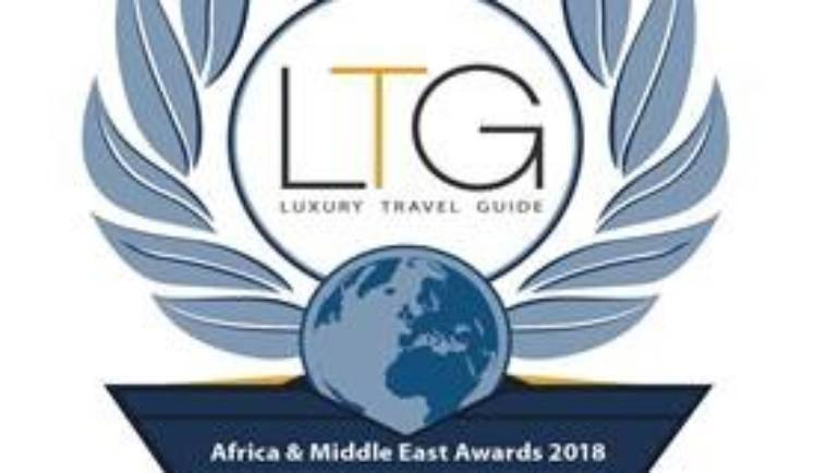 Luxury Travel Guide Awards 2018