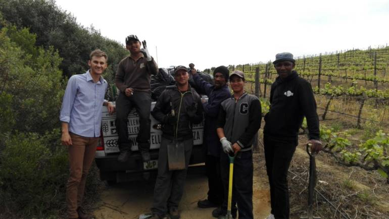 Devon Valley Clean – Up Initiative