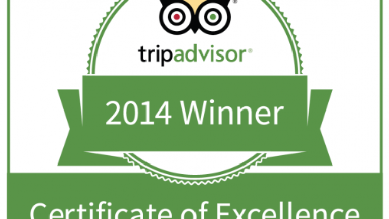 The Devon Valley Hotel Awarded 2014 TripAdvisor Certificate of Excellence
