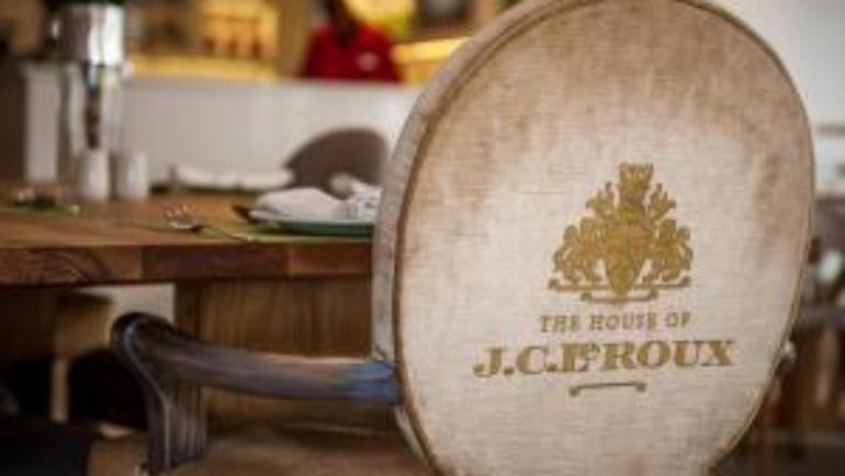 New Le Venue restaurant open at the house of J.C. Le Roux