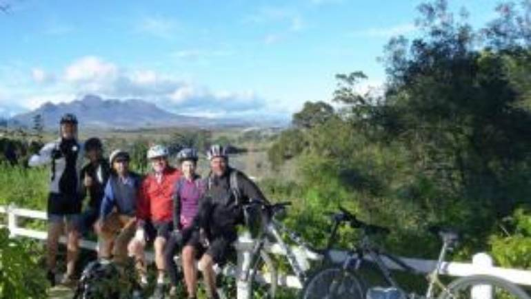 Stellenbosch estate launches eco mountain biking adventures through Devon Valley