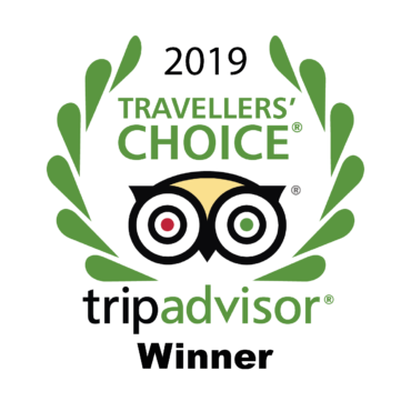 THE DEVON VALLEY HOTEL RECEIVES 2019 TRIPADVISOR TRAVELLERS' CHOICE AWARD