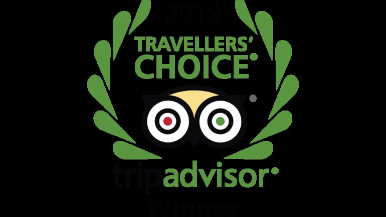 THE DEVON VALLEY HOTEL RECEIVES 2019 TRIPADVISOR TRAVELLERS' CHOICE AWARD